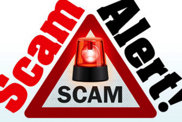 Payment diversion scam warning