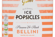 Aldi launch new ice lollies with an alcohol content the same as a pint!